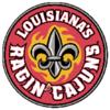 LA-Lafayette Ragin Cajuns logo