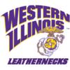 Western Ill. Leathernecks logo