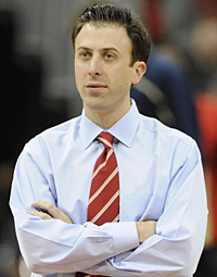 Richard Pitino (US Presswire)