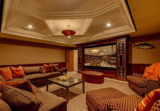 Man Cave Knoxville : Photos derek dooley s smoky mountains mansion for sale
