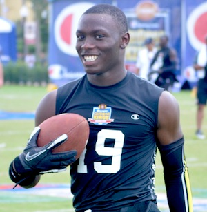 low priced af179 273a8 Wide receiver Levonte Whitfield commits to Florida State ...