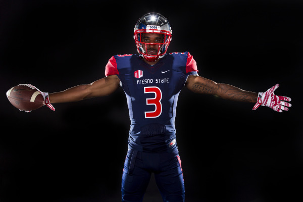 And the Bulldogs released some images of the uniforms they'll wear ...