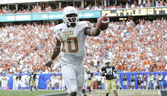Vince Young Texas.