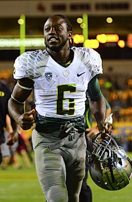 De'Anthony Thomas on defense? Oregon's all-purpose star ...