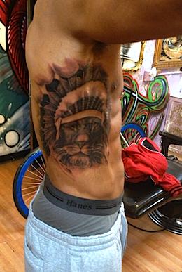 Alabama Football Tattoo Designs
