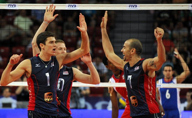 U.S. volleyball: men take World League silver, women ...