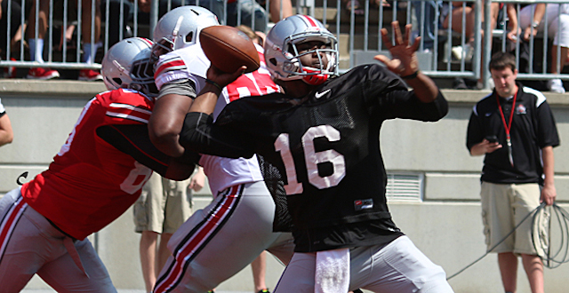 JT Barrett was a four-star in the Class of 2013. (USATSI)