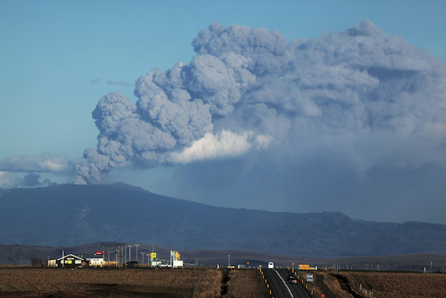 Penn State UCF game threatened by volcano.