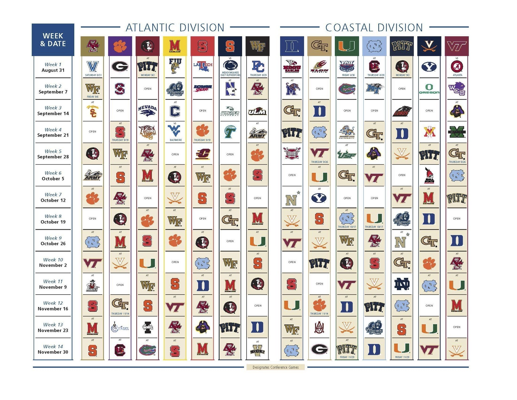 Unc Basketball Tv Schedule 2014