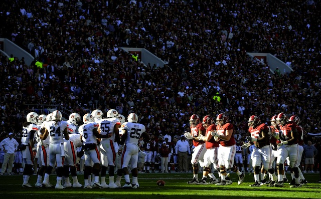 According to a study at Emory, tweeters in the state of Alabama discuss college football more than anyone else in the country. (USATSI)