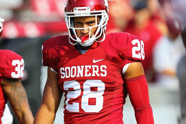 Oklahoma fans think running back Alex Ross could emerge as a star in 2014.  (USATSI)