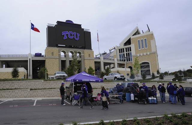 Minnesota will visit TCU in Amon G. Carter Stadium on Sept. 13, 2014. (USATSI)