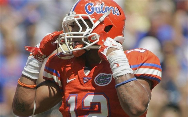 Florida LB Antonio Morrison was arrested for allegedly punching a bouncer over the weekend. (USATSI)