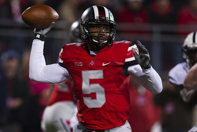 Braxton Miller and Ohio State made a statement in their historic beatdown of Penn State. (USATSI)