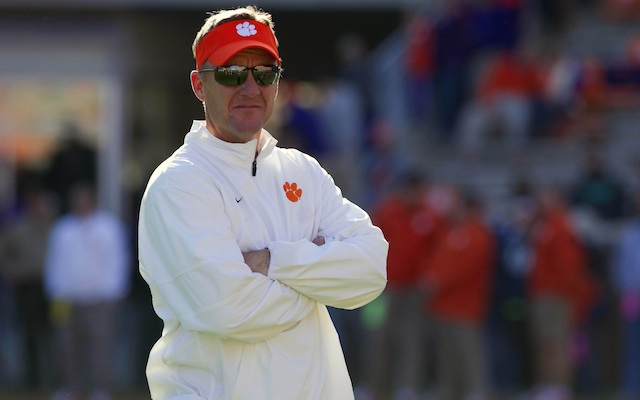 Chad Morris has been one of the nation's best-paid coordinators. (USATSI)