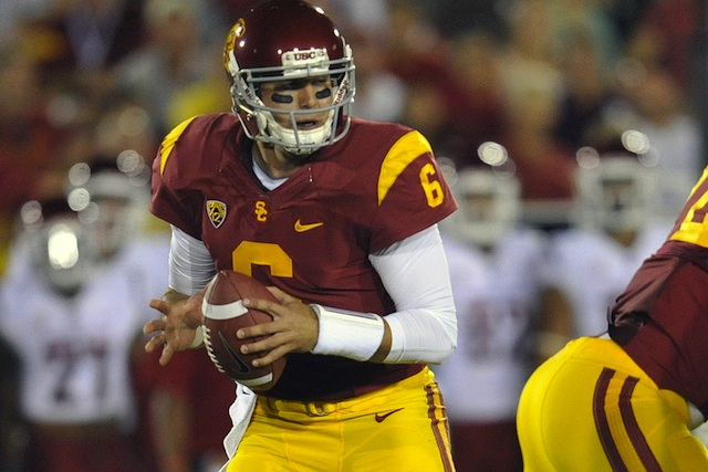 Cody Kessler has started both games in the Trojans' 1-1 start to 2013. (USATSI)