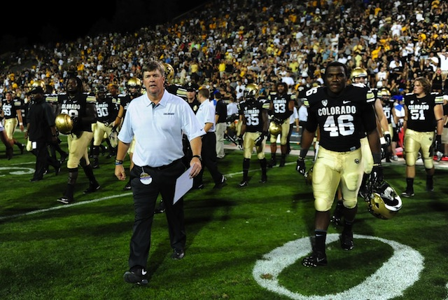 Colorado will play Charleston Southern at home on Oct. 19 to replace the Fresno State game. (USATSI)