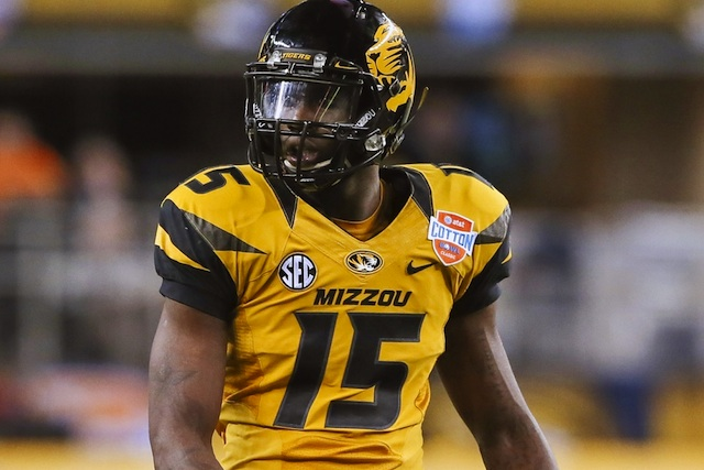 Dorial Green-Beckham was arrested on drug charges and released early Saturday.  (USATSI)