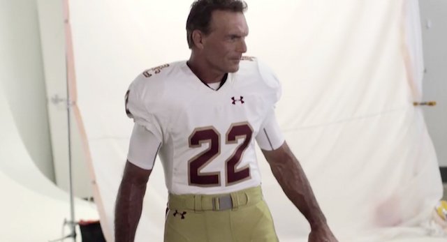 info for 4a1ff 69858 LOOK: Flutie shows off Boston College throwback uniforms for ...