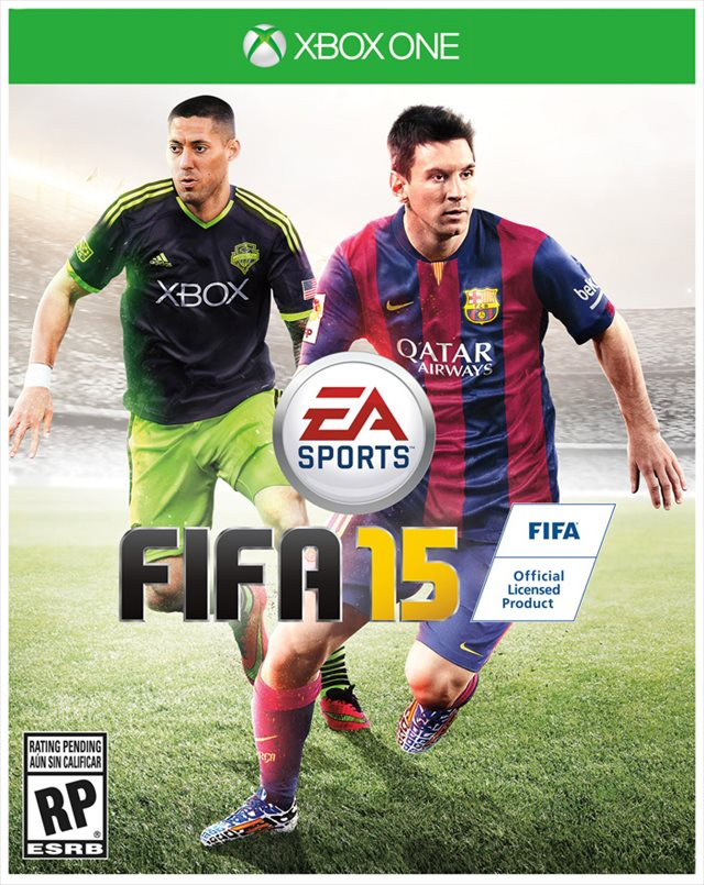FIFA 15 cover boy Dempsey, Yedlin point towards US soccer future ...