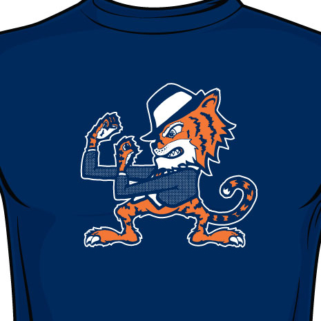 Photo Auburn Shop Sells T Shirt With Notre Dame Inspired