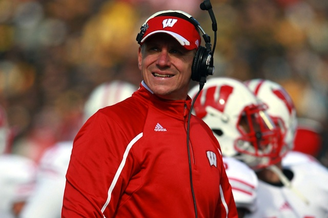 Gary Andersen had a 1-3 record against BYU while at Utah State. (USATSI)
