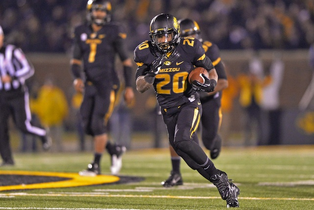 Henry Josey is only the second player in school history to record two 1,000-yard rushing seasons.  (USATSI)