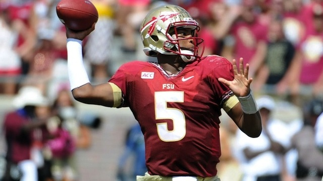 Jameis Winston's career day pushed the Seminoles up to No. 6 in the polls. (USATSI)