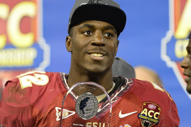 Running back James Wilder Jr. will sit out the rest of Florida State's spring practice. (USATSI)