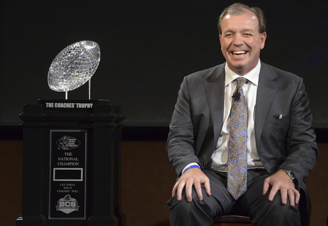 Bovada has released BCS title game props.  (USATSI)