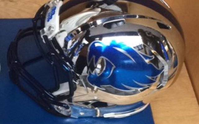 Kentucky Basketball And Football Getting New Uniforms: LOOK: Kentucky's New Logo Already Has Chrome, Black