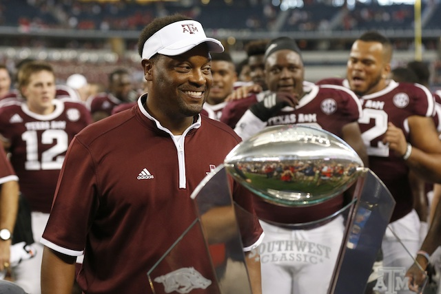 Rapper Stalley says Kevin Sumlin, Johnny Manziel partied with Rick Ross