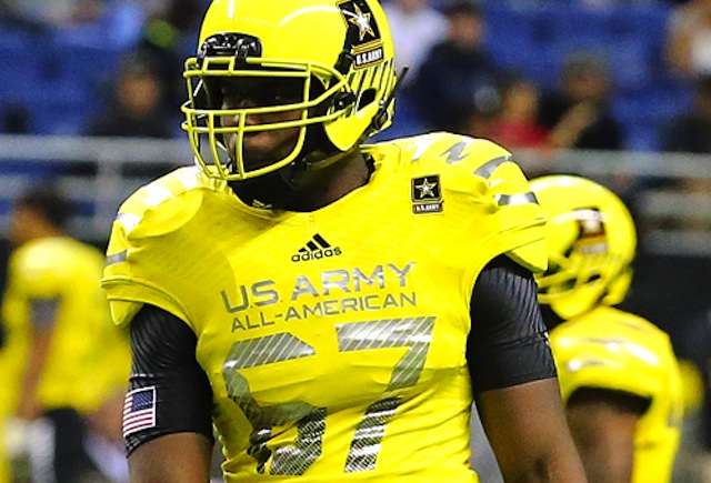 Malik McDowell still wants Michigan State but will visit Florida State, Ohio State and Michigan.  (USATSI)