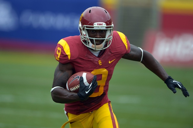 USC wide receiver Marqise Lee headlines the Biletnikoff Award watch list after winning the award in 2012. (USATSI)