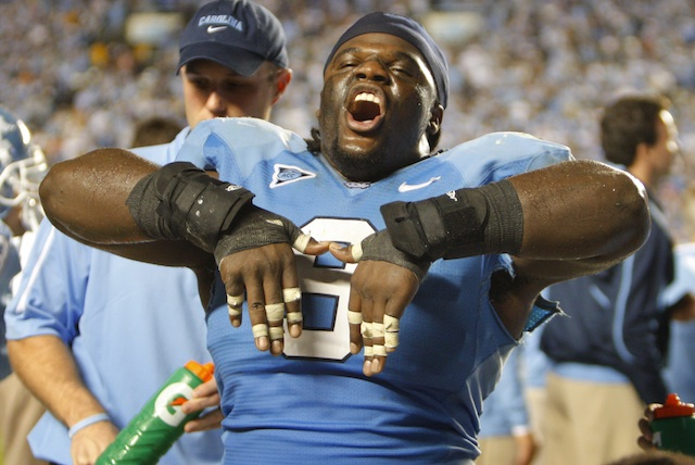 Former North Carolina defensive tackle Marvin Austin accepted cash gifts from Georgia agent Terry Watson. (USATSI)