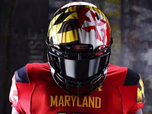Photos Maryland S New Under Armour Maryland Pride