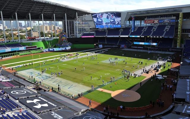 Miami Beach Bowl Attendance