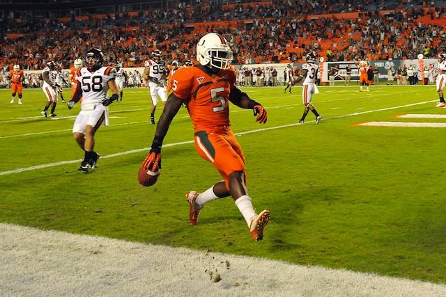 Quick Hits: Miami 30, Virginia Tech 12 - CBSSports com
