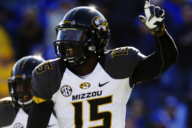 Missouri will fight for the SEC East spot in the title game against Ole Miss and Texas A&M. (USATSI)