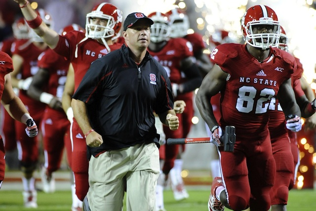 NC State will play Troy to open the 2015 season.  (USATSI)