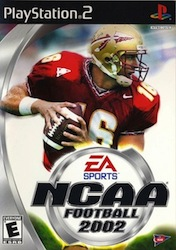 Time Capsule: The EA Sports NCAA Football Cover Athletes ...