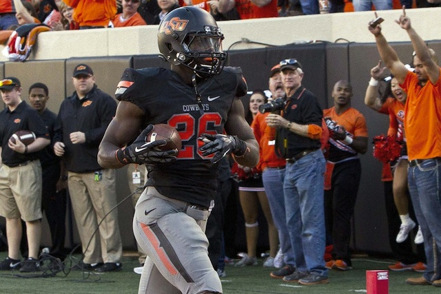 All of the CBS Sports Experts are siding with Oklahoma State at Texas on Saturday. (USATSI)