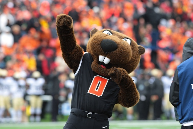 Oregon State will have a new offensive coordinator for the first time since 2004.  (USATSI)
