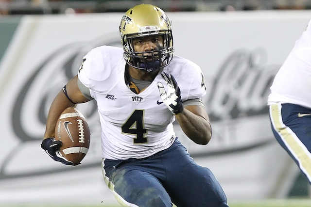 Rushel Shell leads the Pittsburgh Panthers into their first year of ACC play. (USATSI)
