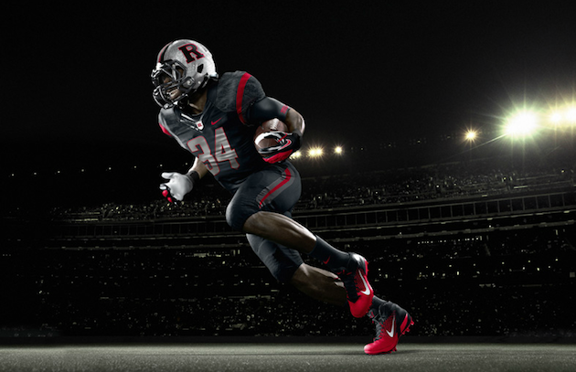 PHOTO: Rutgers unveils new Nike Pro Combat football ...