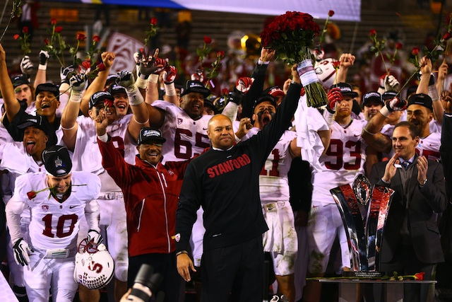 Stanford has won the last two conference championship games in the Pac-12.  (USATSI)
