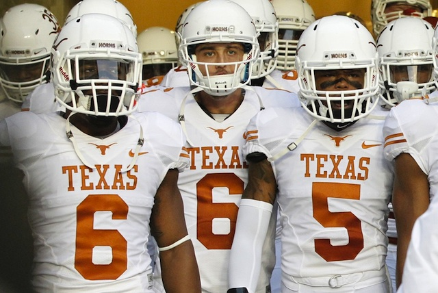 Has Texas become Baylor's most likely challenger in the Big 12. (USATSI)