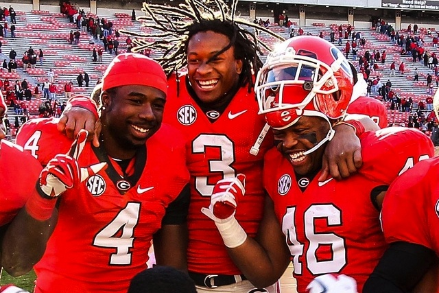 low priced 3d75e da3f8 Todd Gurley, Keith Marshall don't want to be called ...