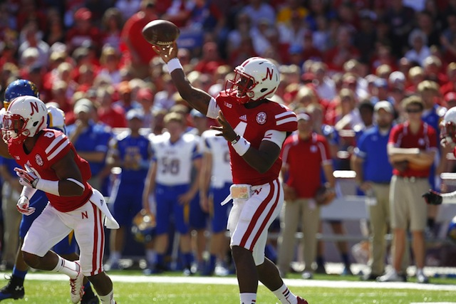 Tommy Armstrong will start for Nebraska with Taylor Martinez sidelined by turf toe. (USATSI)