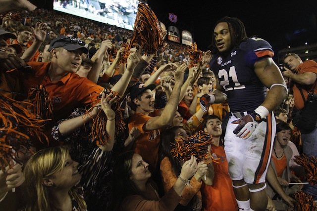 Jordan-Hare will host an Iron Bowl for the ages on Saturday. (USATSI)